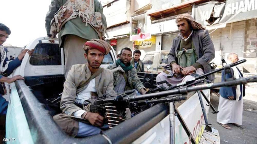هادي لغوتيريس: إيران وراء جرائم الحوثيين باليمن