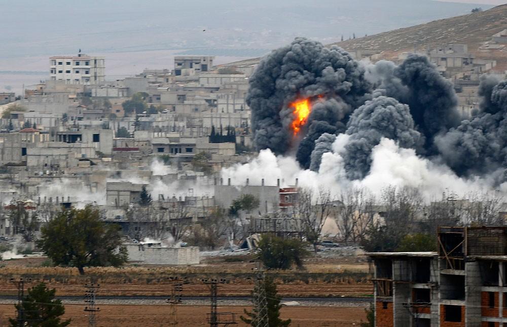 القتال يهجر 100 ألف شخص في إدلب