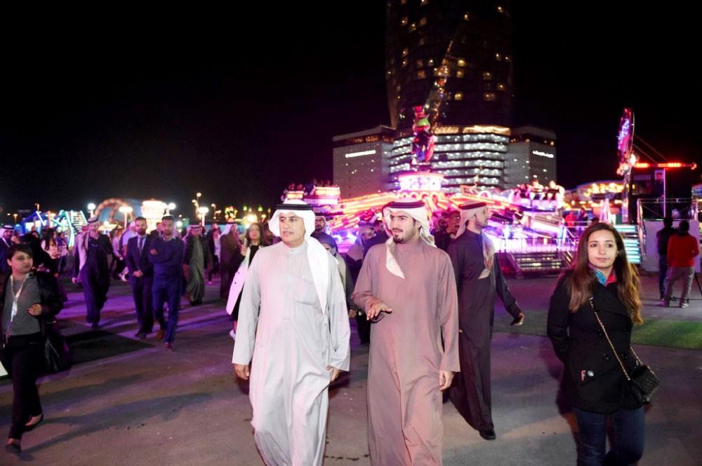"""70 ألف عملية شراء متوقعة في """"البحرين تتسوق"""""""