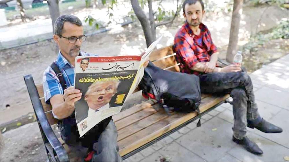 أميركا تدرج رئيس القضاء الإيراني بلائحة العقوبات الدولية