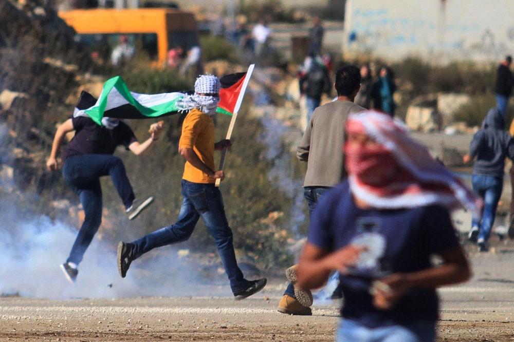اشتباكات مع جنود الاحتلال في الضفة والقطاع