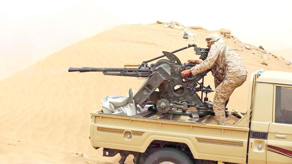 انتصارات كبيرة لقوات الشرعية اليمنية في صعدة