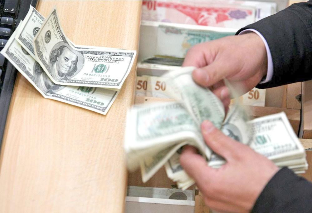 399.6 مليون دينار ميزانية مكاتب الصرافة في 9 أشهر