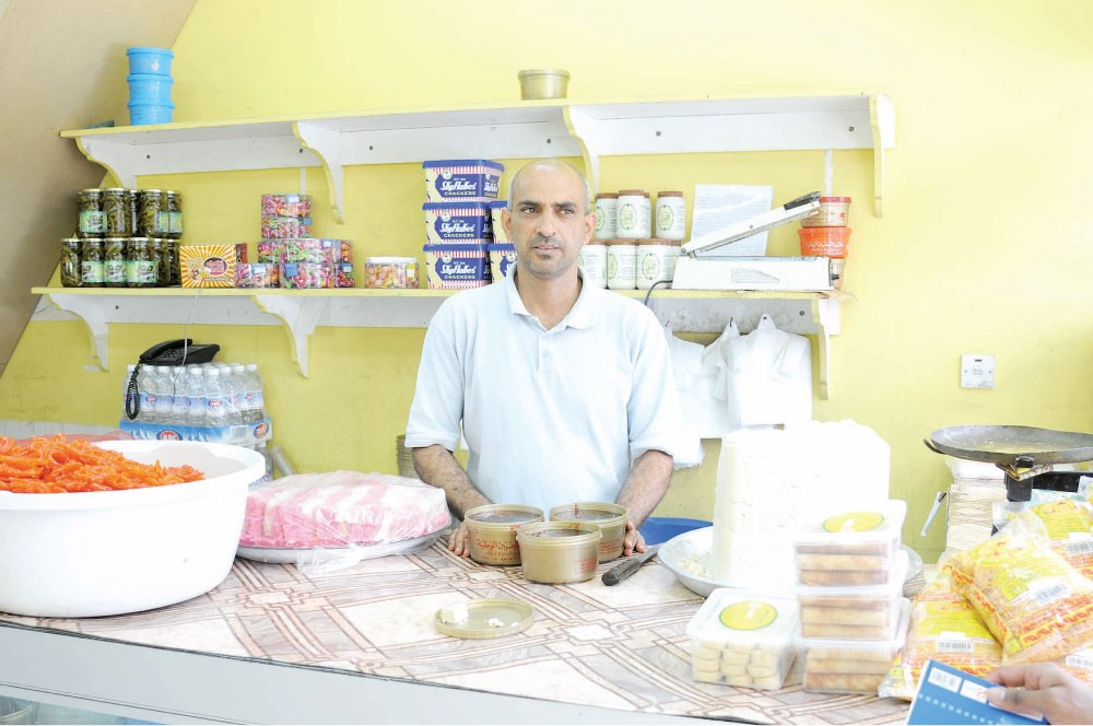 """الحلوى البحرينية... """"حنونا من حناكم"""""""