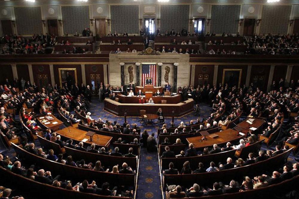 الكونغرس الأميركي يقر موازنة مؤقتة