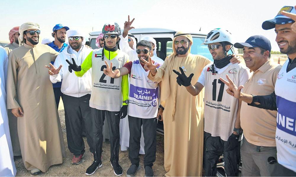 ناصر بن حمد: مشاركة الفريق الملكي طيبة وسباق الريف كان قويًّا وسريعًا