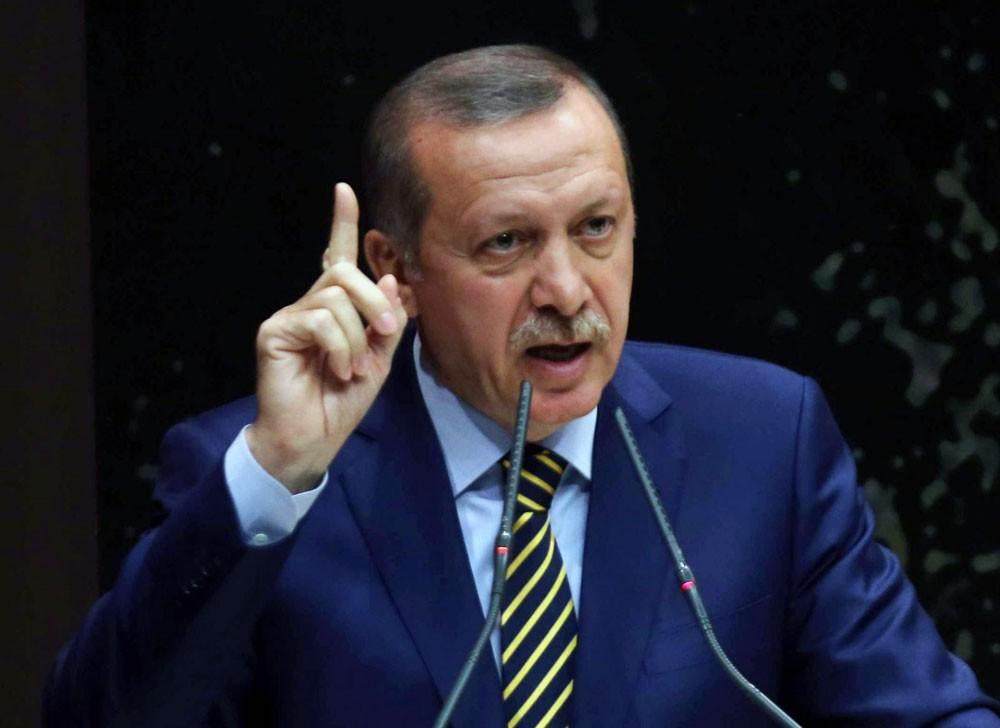 أردوغان يهدد: سنسحق الوحدات الكردية السورية في عفرين