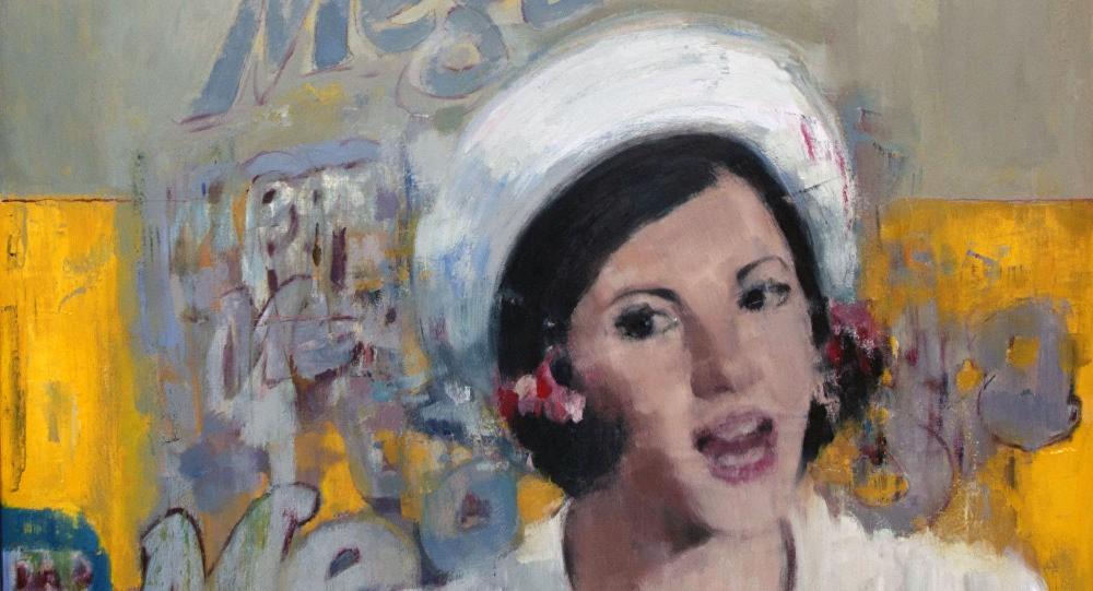 افتتاح معرض للفنان التشكيلي سمير فؤاد