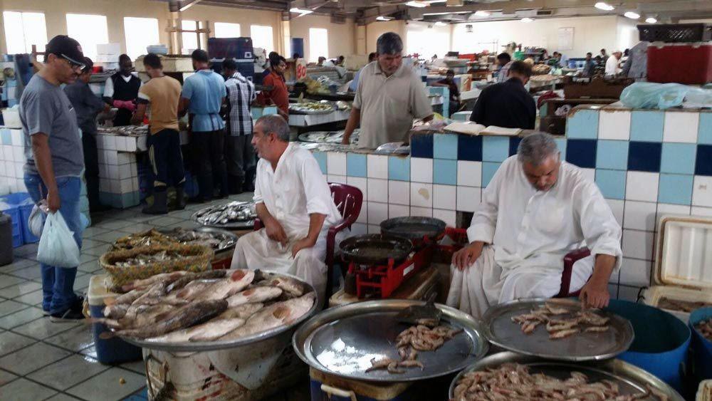 تجار: انخفاض أسعار الخضار وارتفاع الأسماك واستقرار الدواجن واللحوم