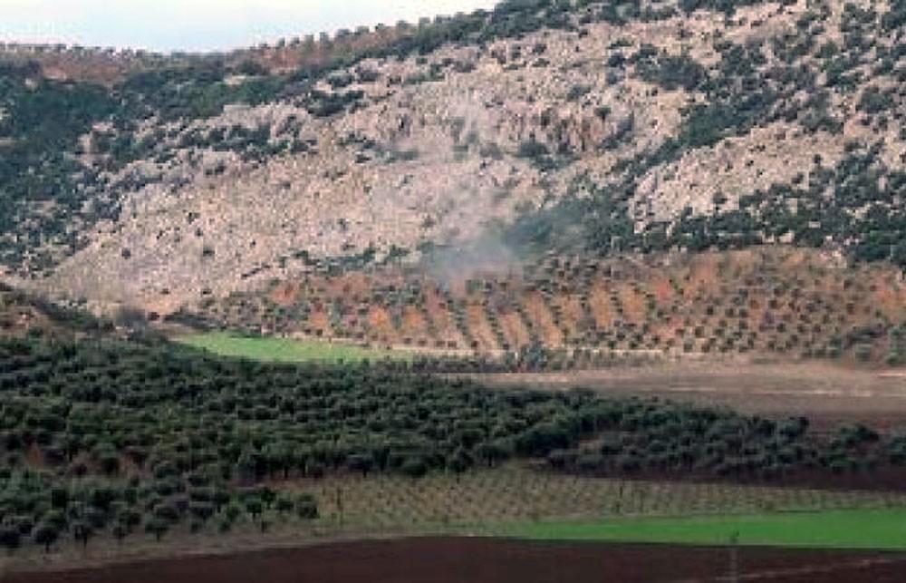 تركيا تقيم موقعا عسكريا جنوب حلب