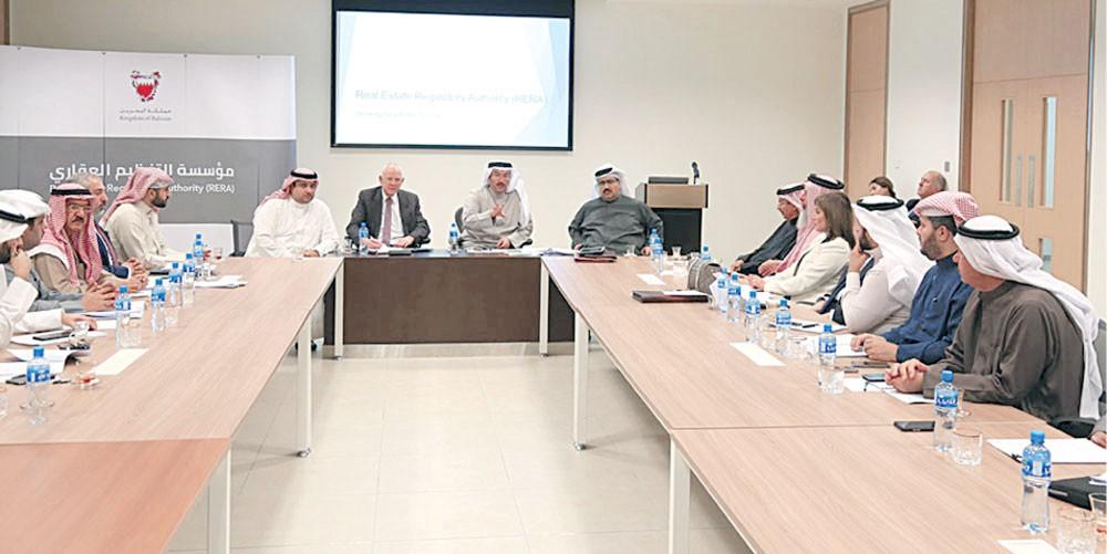 محمد بن خليفة: يجب تسجيل المكاتب العقارية كل حسب تخصصه ومهنته