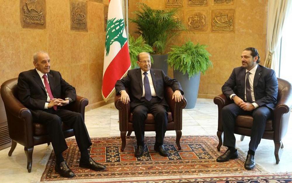 الزعماء اللبنانيون: إسرائيل تهدد استقرار الحدود