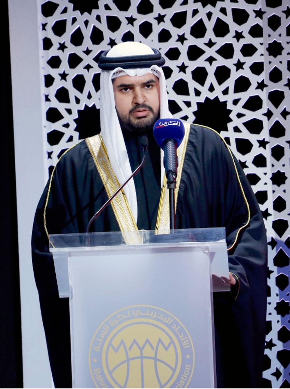 سمو الشيخ عيسى بن علي: رعاية سيدي الوالد مصدر فخر واعتزاز