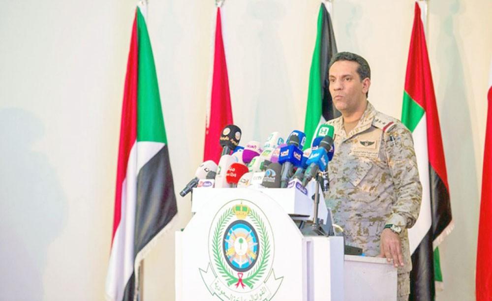 التحالف:  ميليشيات الحوثي أطلقت 95 صاروخا باتجاه السعودية