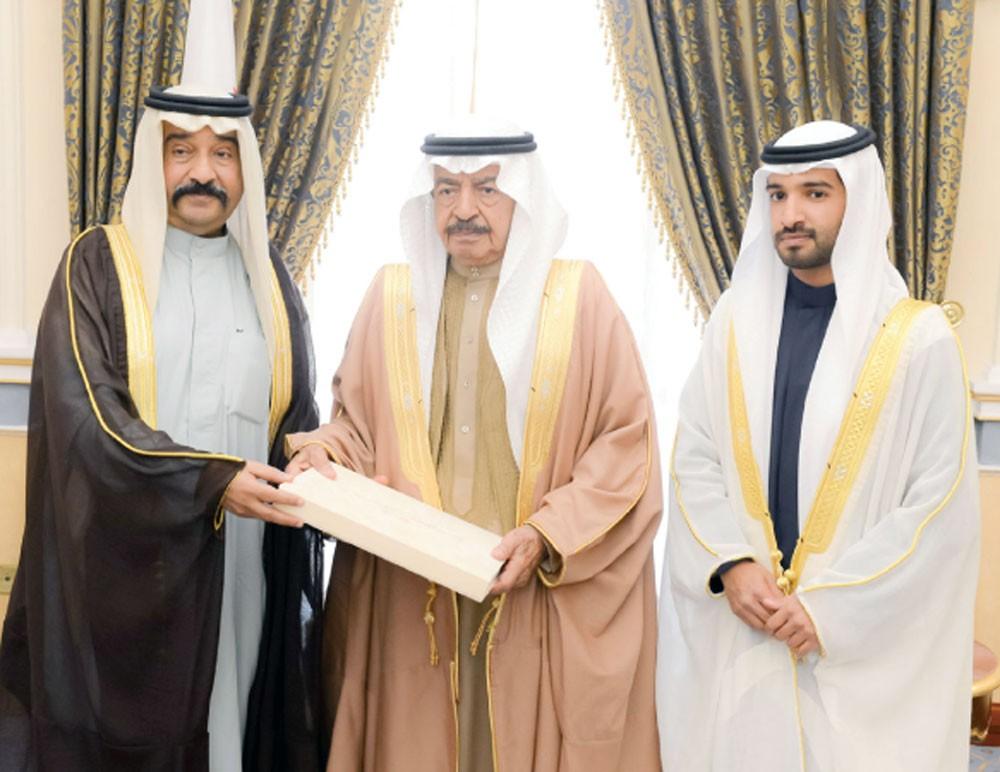 سمو رئيس الوزراء: مستوى راق ظهرت به قرعة كأس خليفة بن سلمان للسلة