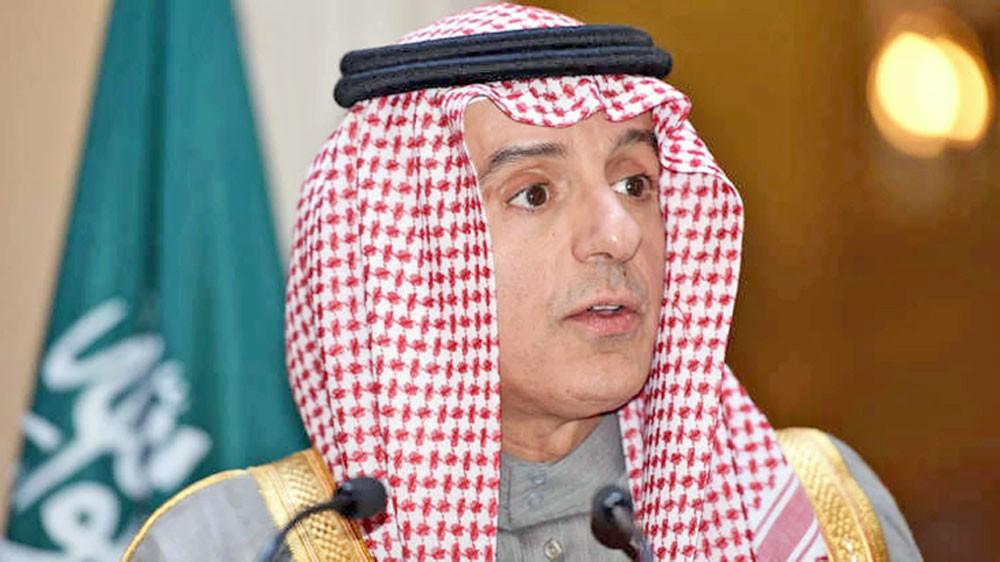 الجبير: قطر قضية صغيرة أمام الملفات المهمة في المنطقة