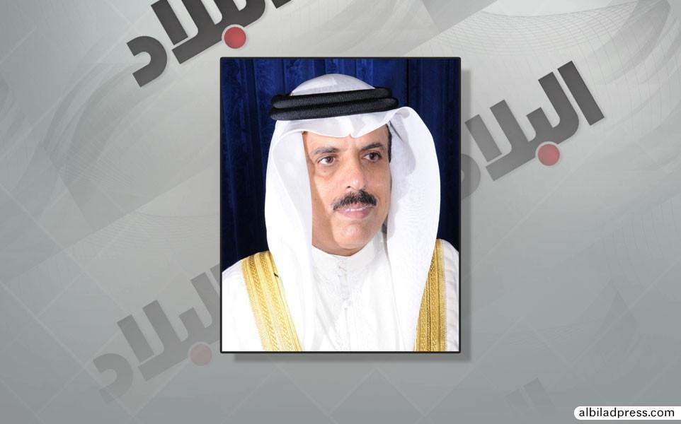 """النعيمي لـ """"البلاد"""": نقدر لسمو الشيخ خليفة بن علي رعايته الفعاليات الإنسانية"""