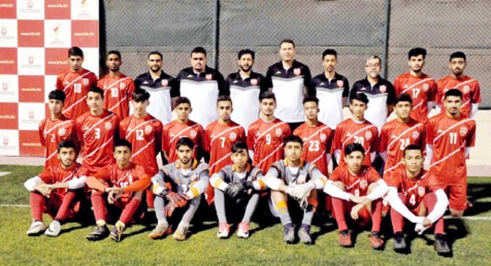 منتخب 2002-2001 يشارك في بطولة الإمارات الدولية الودية