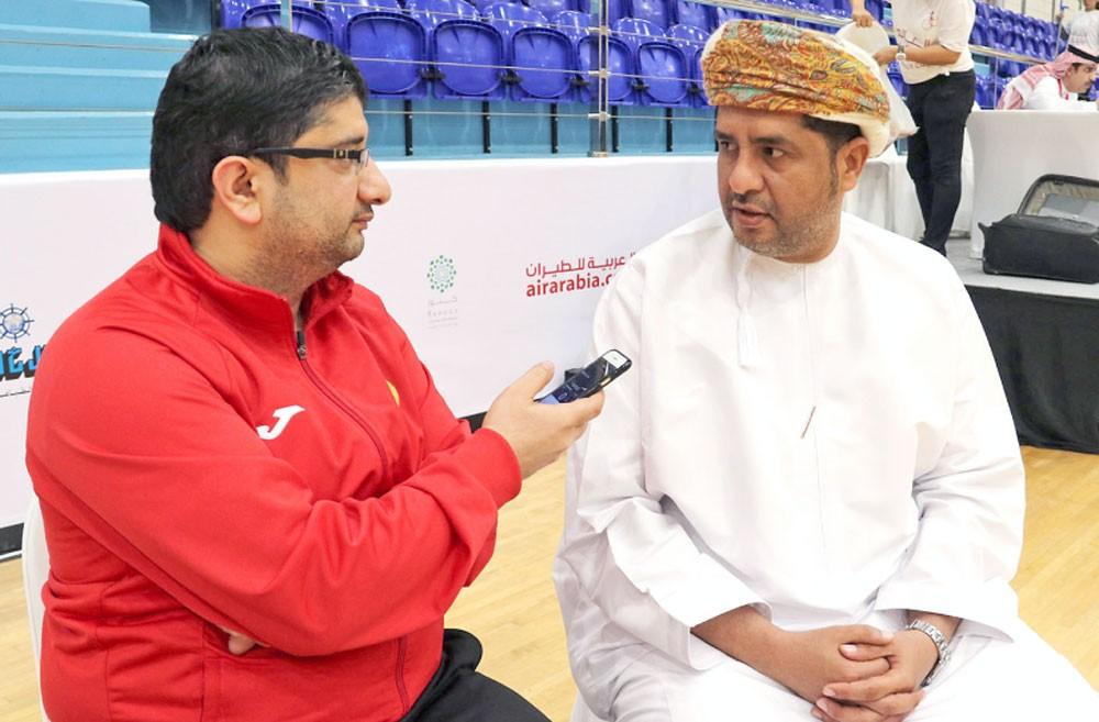 رئيس الاتحاد العُماني للكرة الطائرة: البحرين نهضت بالاتحاد العربي ودعمته بقوة