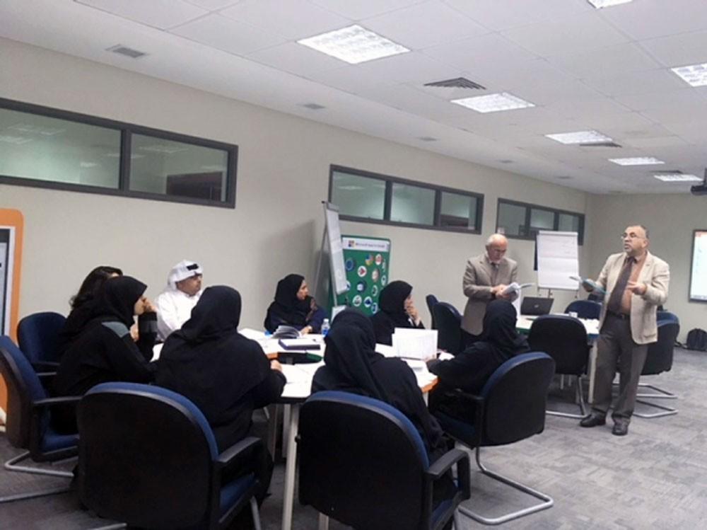 برنامج تدريبي عن معايير الترخيص للمدارس الخاصة