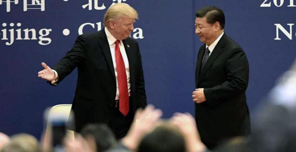 ترامب: العلاقات مع الصين يعكرها ملف التجارة