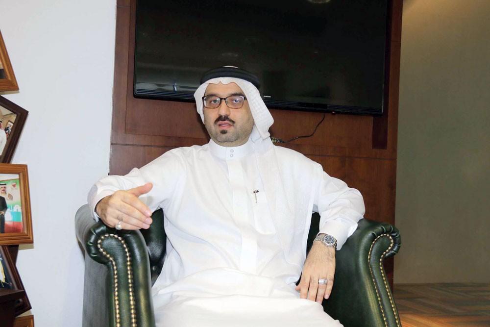 أحمد السلوم...  عشق التجارة والأعمال يطغى على الهندسة والطب