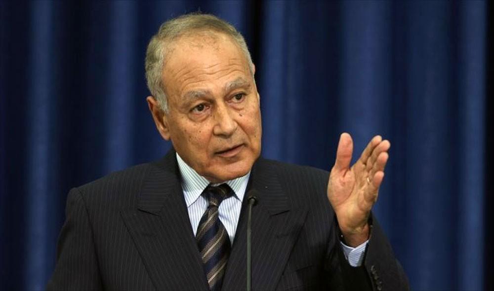 أبو الغيط يستنكر نقل السفارة الأميركية للقدس