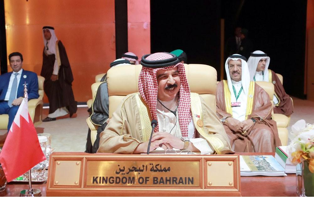 جلالة الملك:  التعاون بين الأشقاء يحفظ للدول العربية مقدراتها ويضمن استقرارها