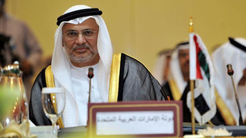 قرقاش: الملك سلمان قادر على جمع كلمة العرب