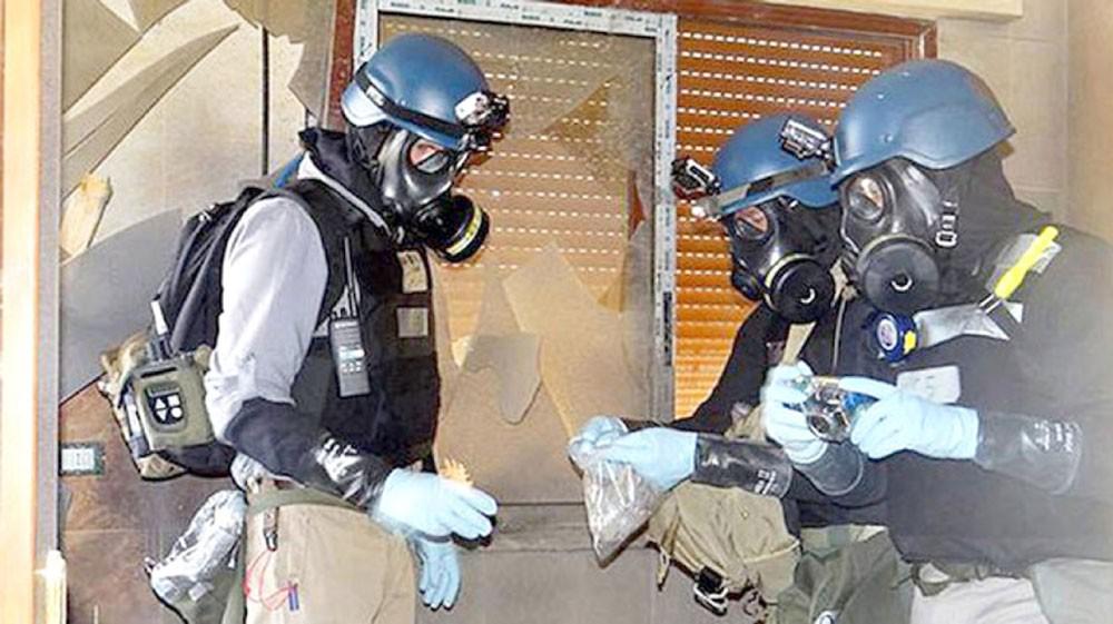 بريطانيا: السلاح الكيماوي استخدم نحو 400 مرة بسوريا