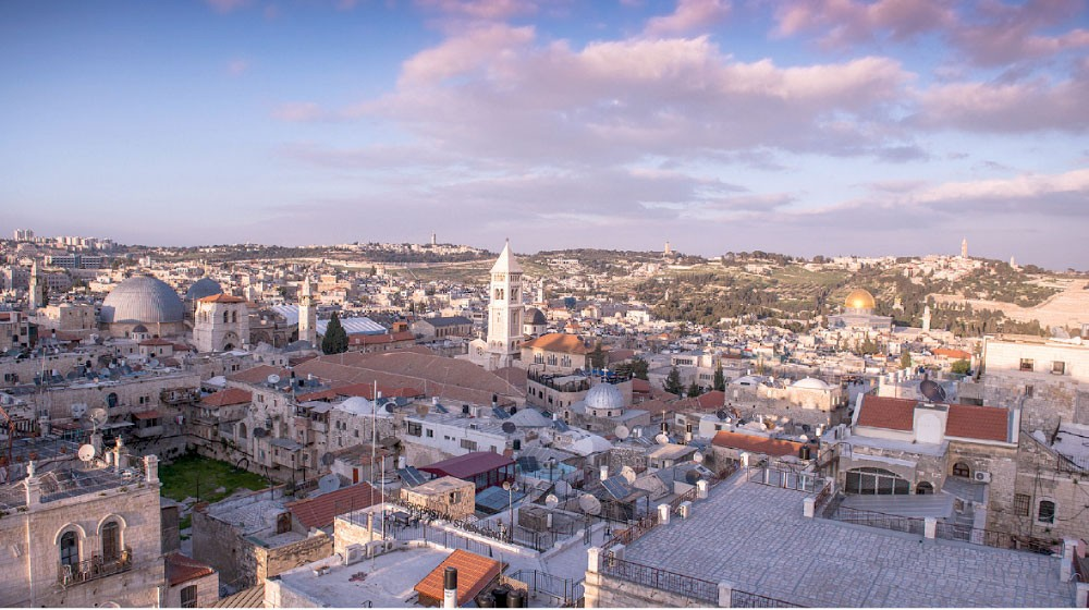 القدس عاصمة للسياحة العربية 2018
