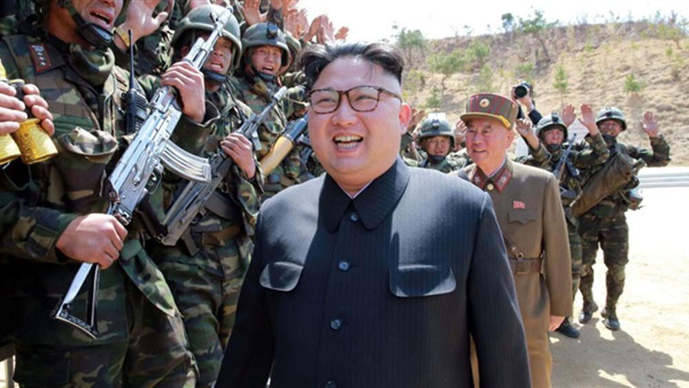 كوريا الشمالية تفكك موقع التجارب النووية