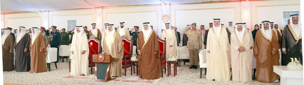 جلالة الملك: أهل البحرين قادرون على تجاوز التحديات واقتناص فرص التغيير