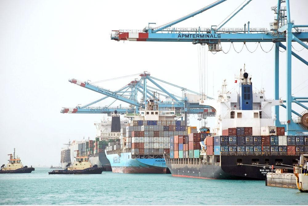 البحرين تستورد سلعًا غير نفطية بـ 506.6 مليون دينار في أبريل
