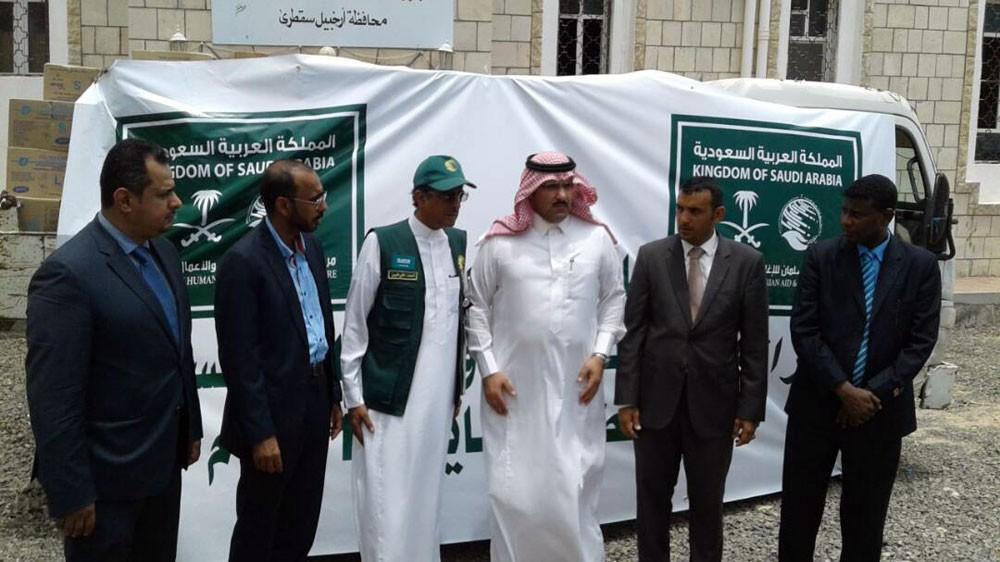 السعودية: إعادة إعمار اليمن ستنطلق قريبا من سقطرى