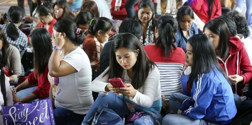 الفلبين ترفع حظرا لإرسال العمالة إلى الكويت