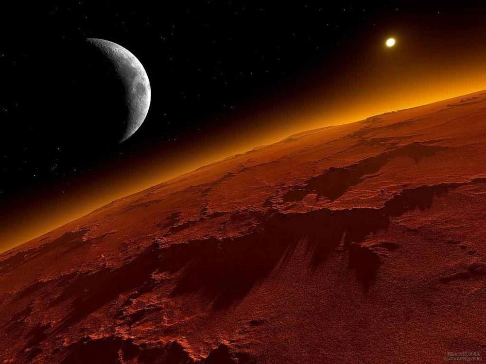 مواد عضوية في المريخ تنعش الأمل بالعثور على حياة