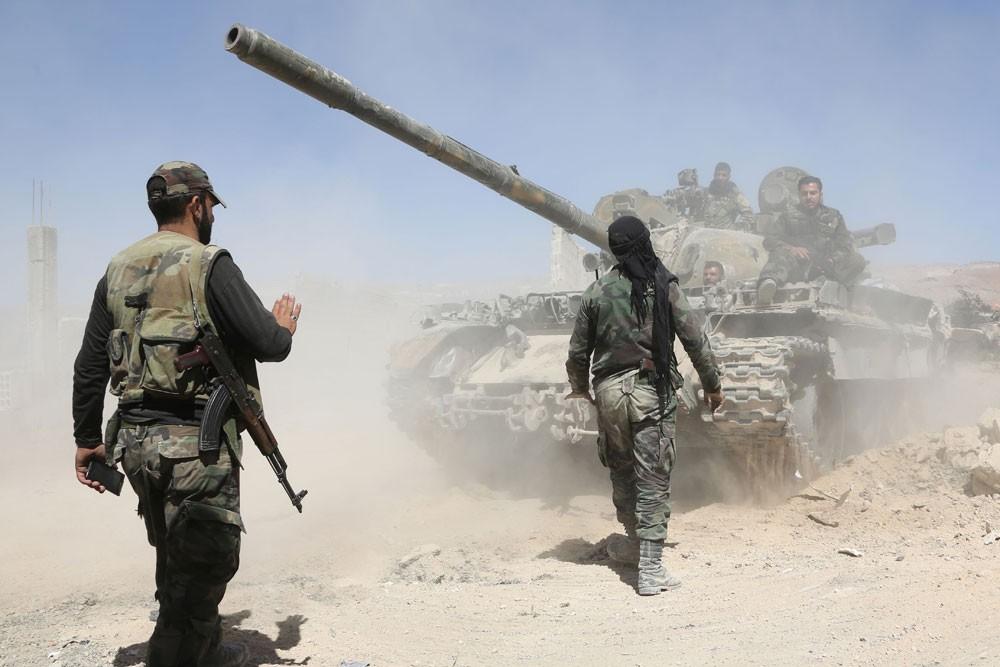 مذكرة اعتقال دولية بحق مسؤول استخبارات سوري