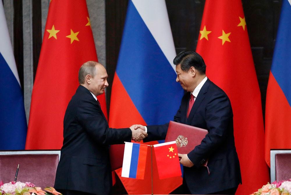 روسيا والصين : صندوق للاستثمار المشترك