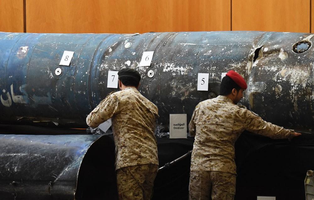 الدفاع السعودي يدمر صاروخا حوثيا استهدف جازان