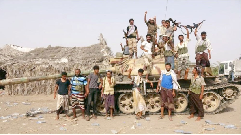التحالف يشن أكبر هجوم في حرب اليمن بقصف الحديدة