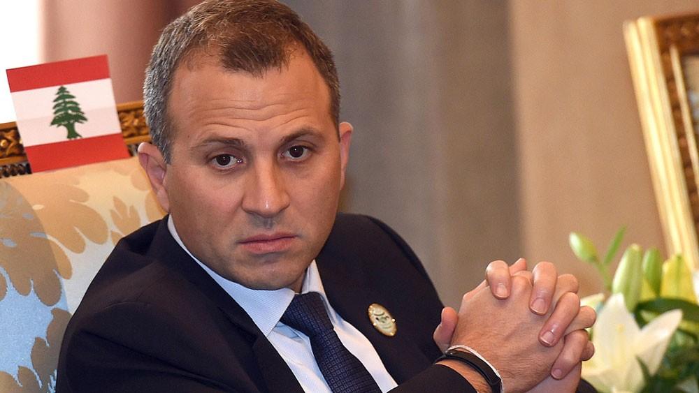 وزير الخارجية اللبناني يهاجم مفوضية اللاجئين
