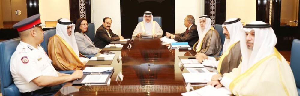 مجلس الدفاع المدني : إنجاز 87 % من محطة استيراد الغاز الطبيعي