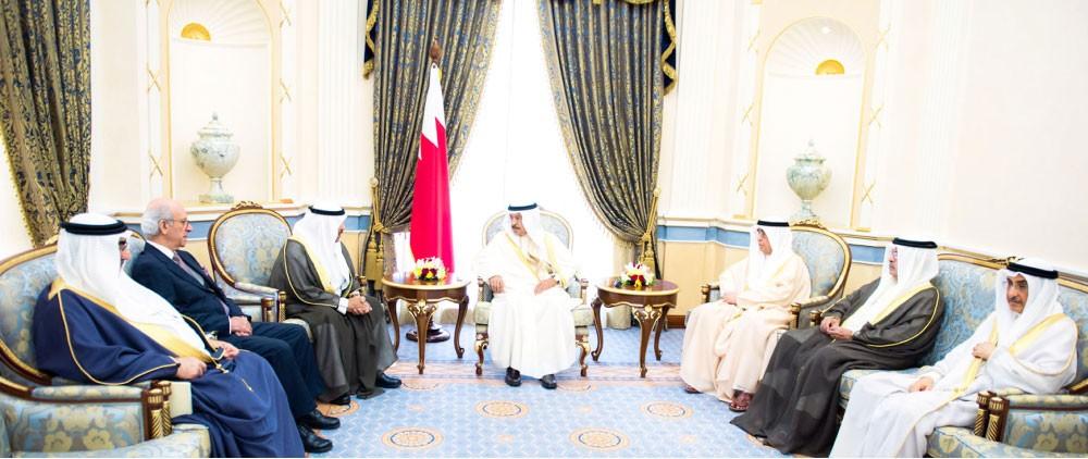 سمو رئيس الوزراء : حريصون على دعم التشريعات للمصلحة العامة