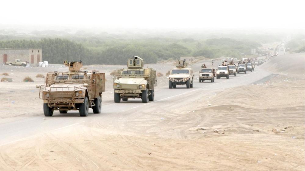 """التحالف: """"النصر الذهبي"""" تهدف لوقف عمليات تهريب الأسلحة"""