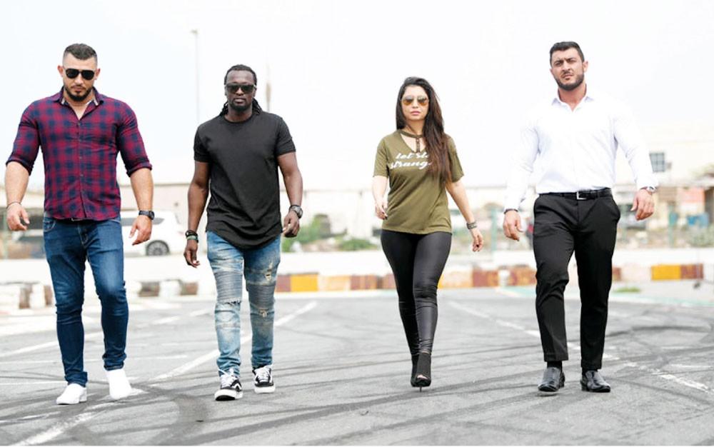 """""""ظبي للأفلام الاماراتية""""  تنتهي من تصوير """"هجولة 2"""""""