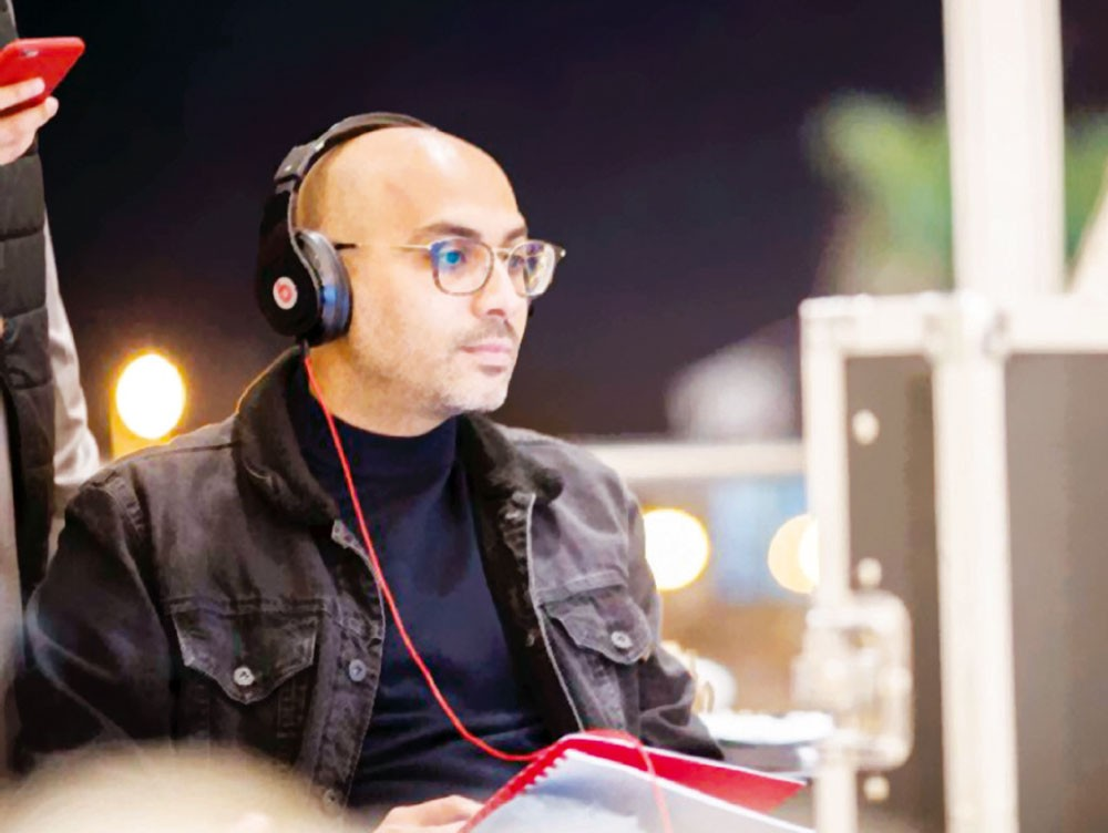 مواجهة المخرج حسين الحليبي الأقوى في رمضان 2018