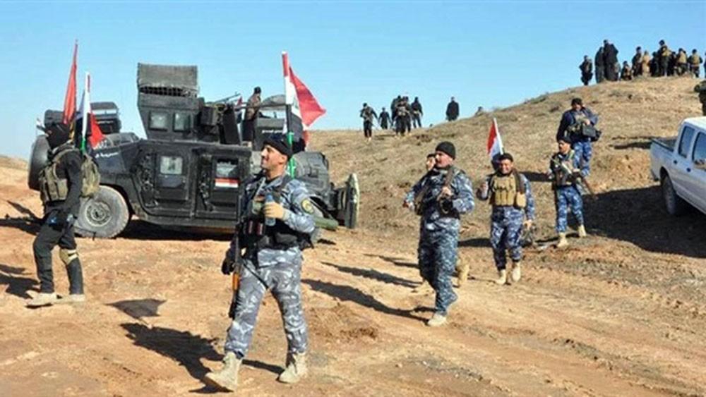 """الأمن العراقي يحاصر مقرا لـ """"حزب الله"""""""
