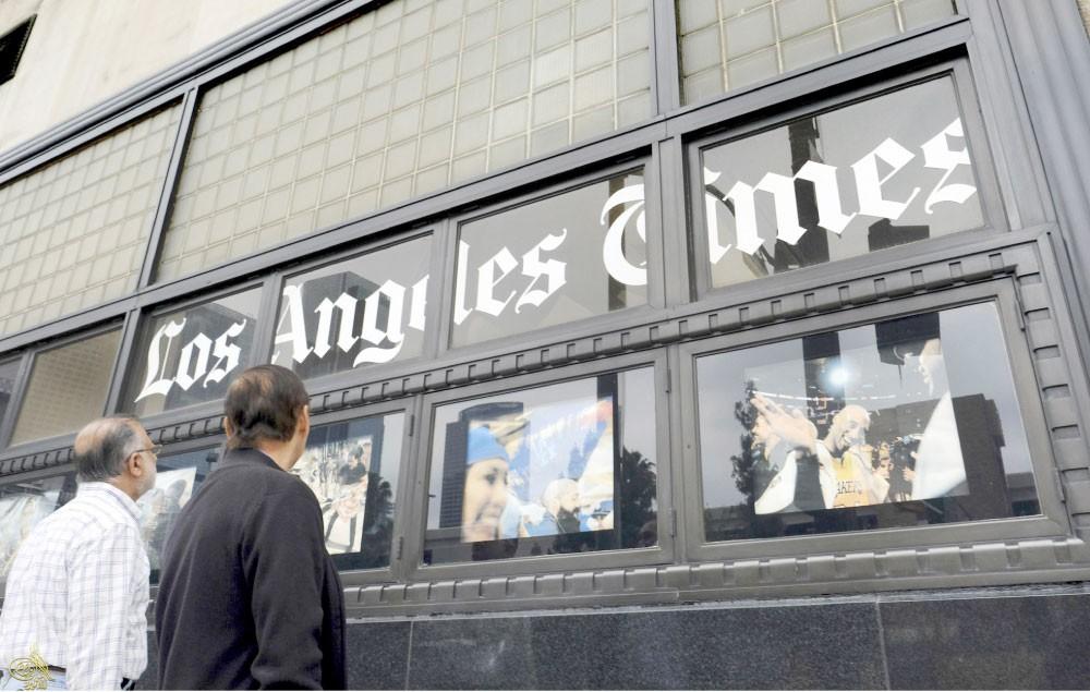 """ملياردير في التكنولوجيا يمتلك """"لوس انجليس تايمز"""""""