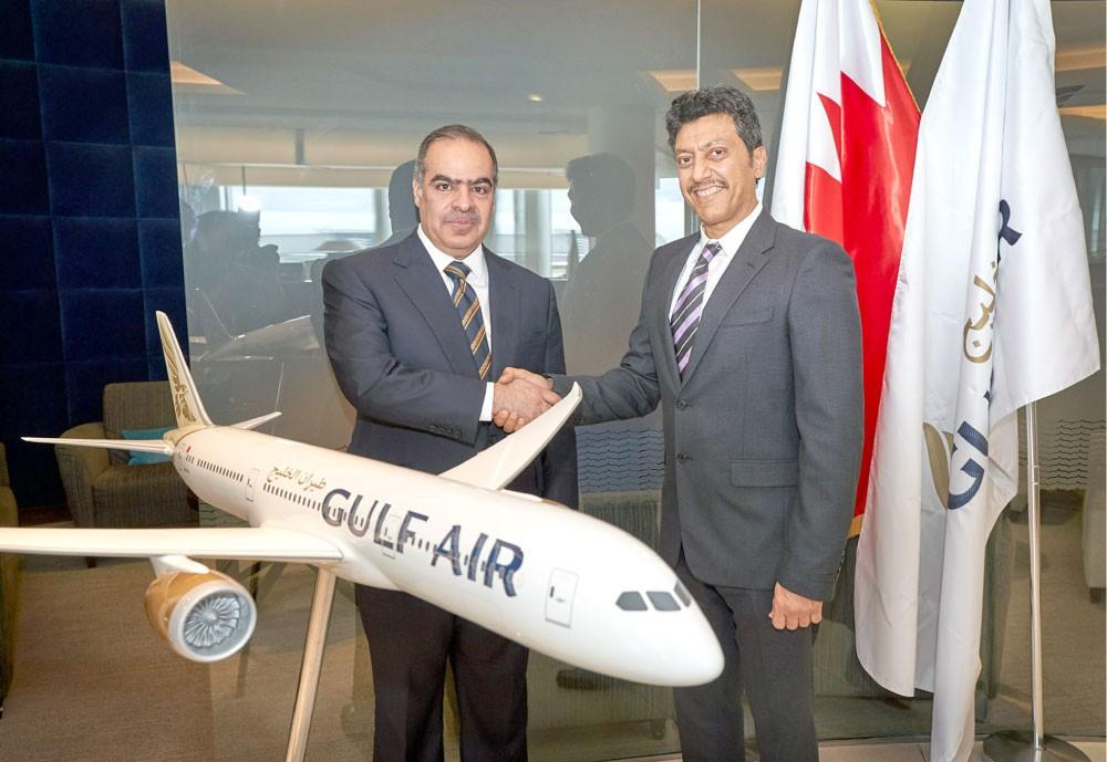 """""""طيران الخليج"""" تطلق رحلتين يوميا إلى لندن"""